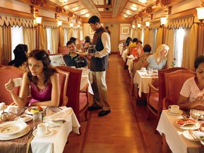 Indian Luxury Train Tours